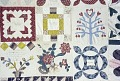 View 1841 - 1844 Mary Taylor's Album Quilt Top digital asset number 3