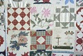View 1841 - 1844 Mary Taylor's Album Quilt Top digital asset number 4