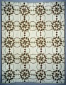 """View 1885 - 1895 Mary Harris's """"Butter and Eggs"""" Quilt digital asset number 0"""