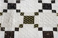 "View 1790 - 1810 Copp Family's ""Nine-patch"" Pieced Quilt digital asset number 1"