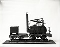 View Model of the Steam Locomotive, <i>Puffing Billy</i> digital asset number 0