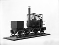 View Model of the Steam Locomotive, <i>Puffing Billy</i> digital asset number 2