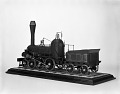 View Model of the 1839 Steam Locomotive, <i>Gowan & Marx</i> digital asset number 1