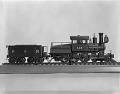 View Model of Philadelphia & Reading Railroad Steam Locomotive #408 digital asset number 0