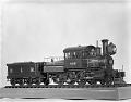 View Model of Philadelphia & Reading Railroad Steam Locomotive #408 digital asset number 1