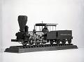 View Model of the 1849 Steam Locomotive Philadelphia digital asset number 0