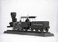 View Model of the 1849 Steam Locomotive Philadelphia digital asset number 2