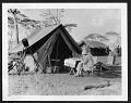 View Smithsonian-Chrysler Expedition to East Africa, 1926 digital asset: Camp site, 1926 [Image No. SIA2008-2304]