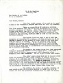 View Operations Crossroads Correspondence from Leonard P. Schultz to Lt. Comdr. C. A. Barnes U.S.S. Bowditch written July 11, 1946 digital asset number 0