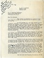 View Operation Crossroads Correspondence from Dr. Leonard P. Schultz to Dr. Alexander Wetmore Written July 7, 1946 digital asset number 0