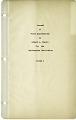View Field notebook, Cuba and Jamaica, 1937, 1941, [1947] digital asset number 0