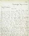 View Letter from Solomon G. Brown to S. F. Baird, September 6, 1862 digital asset number 0