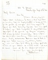 View Letter from Solomon G. Brown to S. F. Baird, September 23, 1864 digital asset number 1