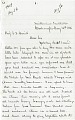 View Letter from Solomon G. Brown to S. F. Baird, August 15, 1866 digital asset number 0