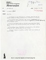 View Letter from A. Wetmore to S. D. Ripley, November 15, 1971 digital asset number 0