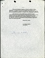 View Letter S. D. Ripley to Lyndon Johnson, June 22, 1965 digital asset number 1