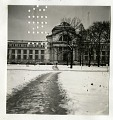 View Snow on the National Mall in Front of the Natural History Building digital asset number 0