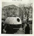 View Pressurized Gondola on the Street in Washington D.C digital asset number 0