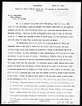 View Records digital asset: Memorandum - Report of Trip to Walnut Point, Virginia for purpose of securing whale skeleton, March 19, 1923