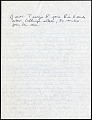 View Personal (Whitmore) - Correspondence, 1944-1999 (2 folders) digital asset: Page of notes by Frank C. Whitmore regarding USNM 7020 (page 2 of 2) [SIA2012-12143]