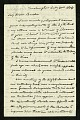 View Joseph Henry's Letter to Alexander Bache (July 30, 1864) digital asset number 0