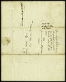 View Letter from Eugene A. Vail to Asbury Dickens, February 18, 1822 digital asset number 2