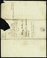 View Letter from John Quincy Adams to Asbury Dickens, Esquire, Secretary of the Columbian Institute, October 4, 1822 digital asset number 1