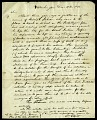 View Letter from William Elliot to John Quincy Adams, President of the Columbian Institute, December 19, 1822 digital asset number 2