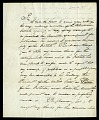 View Letter from Edward Cutbush to Nathaniel Cutting, Secretary of the Columbian Institute, January 12, 1817 digital asset number 2