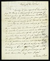 View Letter from Edward Cutbush to Benjamin Homans, December 13, 1816 digital asset number 2