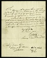 View Letter from Edward Cutbush to Asbury Dickens, Secretary of the Columbian Institute, December 9, 1826 digital asset number 2