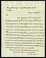 View Letter from John Quincy Adams to Asbury Dickens, Secretary of the Columbian Institute, August 6, 1826 digital asset number 2