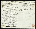 View Letter from Stephen Collins to Asbury Dickens, January 14, 1826 digital asset number 3