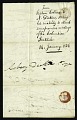 View Letter from Stephen Collins to Asbury Dickens, January 14, 1826 digital asset number 1
