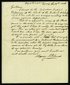 View Letter from Dr. Alexander McWilliams to the Members of the Columbian Institute, January 14, 1826 digital asset number 1