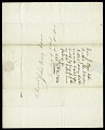 View Letter from J. Elgar to the Honorable John Quincy Adams, President of the Columbian Institute, November 20, 1824 digital asset number 2
