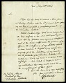 View Letter from J. Cox Barnett to the Honorable John Quincy Adams, President of the Columbian Institute, July 10, 1824 digital asset number 2