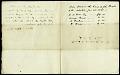 View Note from William Elliot, Treasurer, June 1, 1835 digital asset number 3