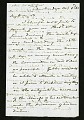 View Joseph Henry's Letter to Alexander Dallas Bache (October 3, 1863) digital asset number 0