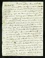 View Joseph Henry's Letter to Alexander Dallas Bache (June 25 - July 9, 1852) digital asset number 0