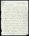 View Joseph Henry's Letter to Nancy Clarke Fowler Bache (February 19, 1866) digital asset number 0