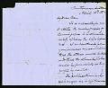 View Joseph Henry's Letter to Spencer Fullerton Baird (April 13, 1857) digital asset number 0
