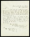 View Robert M. Patterson's Letter to Joseph Henry (January 27, 1841) digital asset number 0