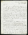 View Joseph Henry's Letter to Francis Dwight (March 3, 1845) digital asset number 0