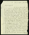 View George Washington Smith's Letter to Joseph Henry (January 26, 1847) digital asset number 0