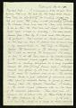 View Joseph Henry's Letter to Harriet Henry (December 28, 1836) digital asset number 0