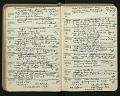 View Book no. 2, H.A. Allard, field collection specimen no. 1711-3420 digital asset number 1