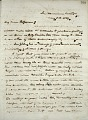 View Joseph Henry's Letter to Louis Agassiz (May 31, 1869) digital asset number 0