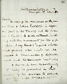View Joseph Henry's Letter to William Tecumseh Sherman (May 22, 1873) digital asset number 0