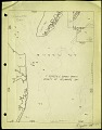 View Louis W. Hutchins Papers digital asset: Map of Delaware Bay in vicinity of Cape May, noting placement of buoys studied as part of the United States Navy Buoy Fouling Survey, 1943-1947. Includes notes on buoys. (Image nos. SIA2012-9674 to SIA2012-9749)